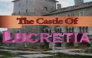 Castle of Lucretia-Rossana Doll