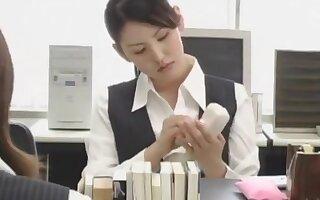 Takako Kitahara - Office Girl XV434 JAV Classic Vintage