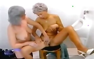 Kinky German matures getting dicked hard