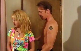 Best pornstar Tracy Love in incredible anal, blonde porn movie