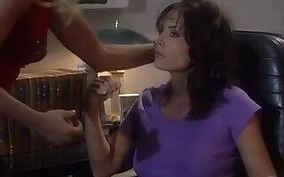 Best pornstars Ginger Lynn and Ashlyn Gere in amazing big tits, milfs sex video