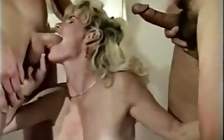 Boy Films Mom being Fucked