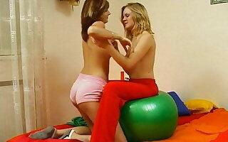Teen lesbians in Holland