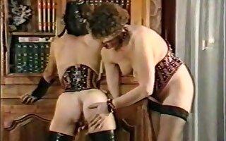 Exotic homemade BDSM, Spanking porn scene