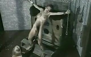 Incredible Hairy, BDSM sex movie