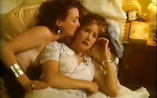 Exotic homemade Vintage, Lesbian sex video