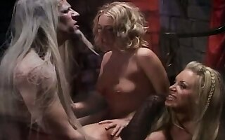 Dirty middle ages role players have a sexy olde time fuck fest