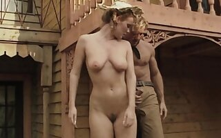 Far West Love (1991) Restored - 3Some Sex