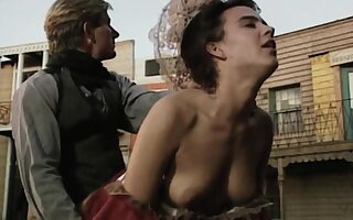 Hot Old Porn Movie Far West Hallow (1991)