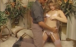 Classic 90s Outright Sex Video At the end of one's tether - Renee Summers