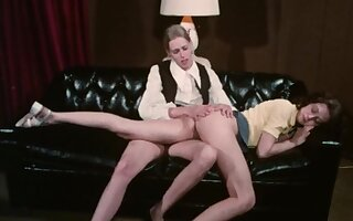 Sensuous retro slut incredible sex video